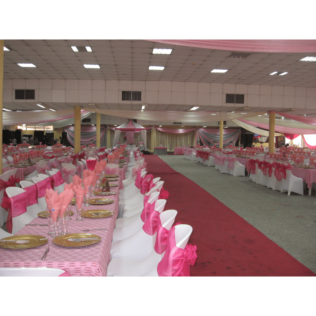 Hall Decoration in Lagos | Event Decor | Party Decoration ...